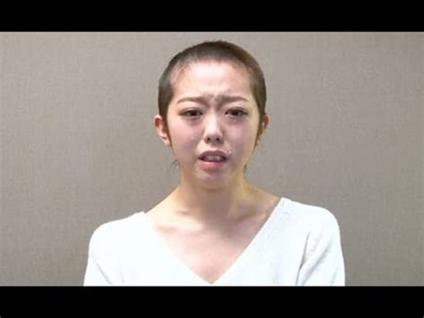 japan pop idols head shave apology stirs debate naharnet j pop idol s teary apology for dating youtube