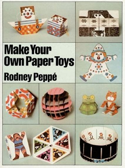 How To Make Paper Toys - the automata august 2010