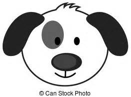 dog face vector clipart illustrations 6 925 dog face clip