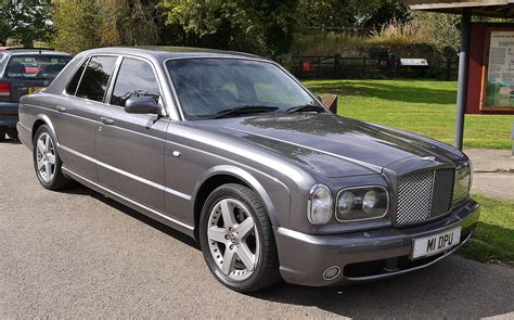 bentley arnage red label bentley arnage wikipedia