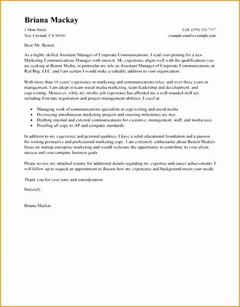 Curriculum Leader Cover Letter by 6 Assistant Manager Resume Cover Letter Free Sles Exles Format Resume Curruculum