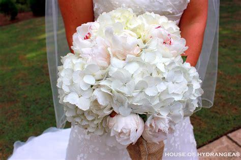 hydrangea bouquet wedding bouquets hydrangea wedding bouquets