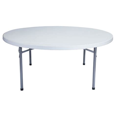Plastic Folding Table by National Seating Bt3000 Series Lightweight