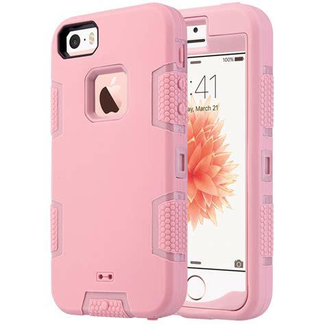 Iphone 5 5s Se Casing Hardcase Gold Polka Dot Hijau ulak heavy duty shockproof dustproof protective cover for iphone se 5 5s ebay