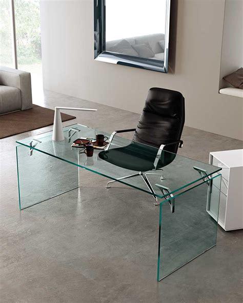 scrivania in vetro scrivanie in vetro prezzi scrivanie ufficio design prezzi