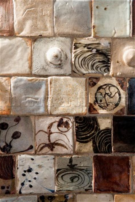 Handmade Ceramic Tiles Uk - pr001 27 detail of period handmade ceramic tiles by a