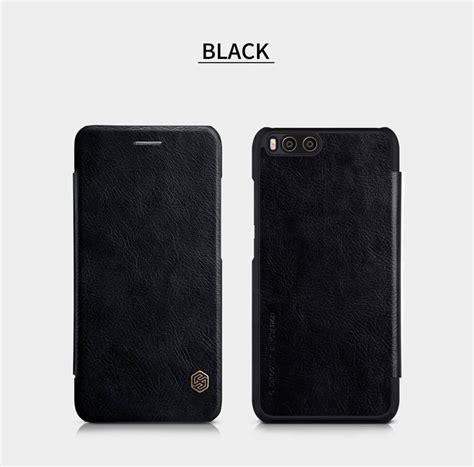 Nillkin Frosted Shield For Xiaomi Mi6 M6 Putih nillkin qin series leather for xiaomi mi6