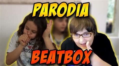 tutorial come fare beatbox awed parodia bambino che crede di essere bravo a fare beatbox