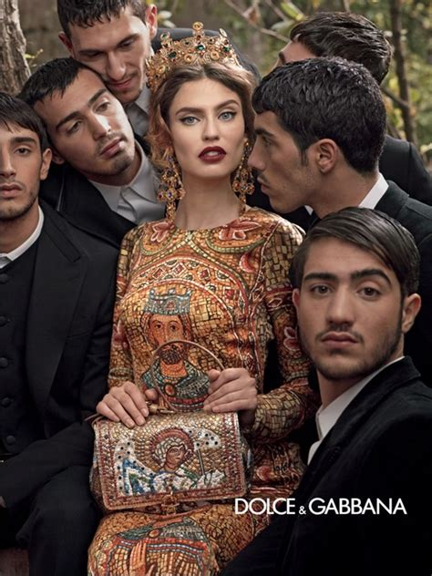 Dolce And Gabbana Fall Winter Ad Caign Kicks by Dolce And Gabbana Fall Winter 2013 Ad Caign