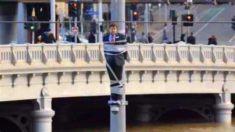 Bank Has With Series Of Creative Guerilla Stunts