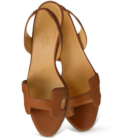 Sandal Hermes Putih 2 shoes herm 232 s ottomane liked on polyvore i this mid heel shoes fashion