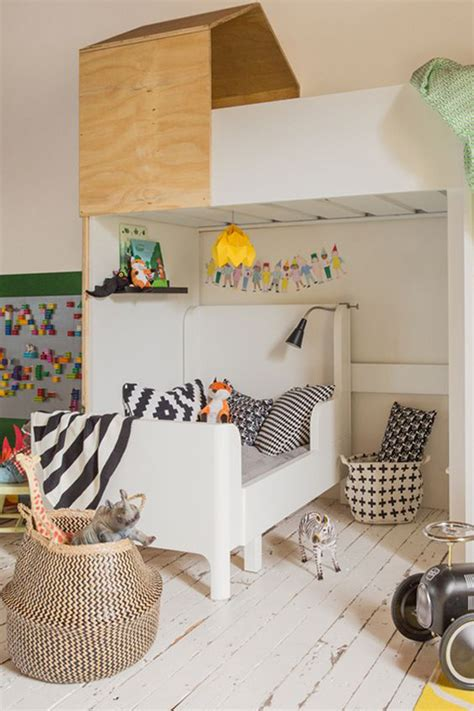 ikea kids beds hack beds home design ideas 20 ikea stuva loft beds for your kids rooms home design
