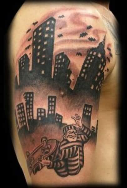 construction tattoos best 25 building ideas on icon