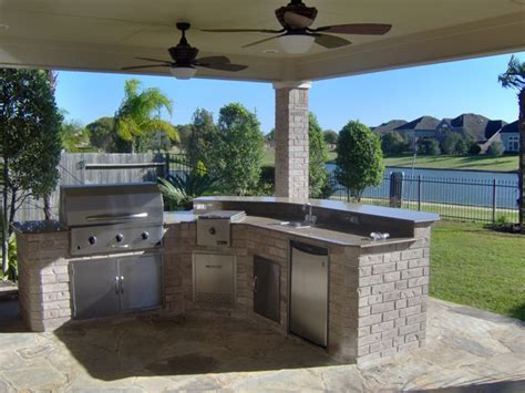 Outdoor Kitchens Houston by Outdoor Kitchens Houston Katy Cinco Ranch Custom