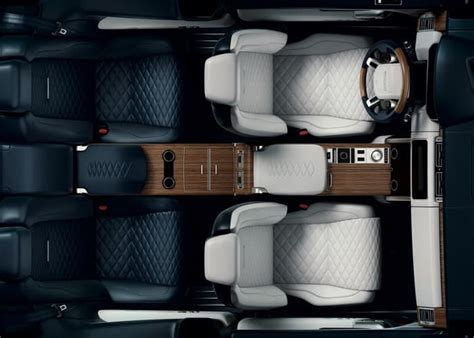 range rover coupe interior range rover sv coupe coming at geneva motor