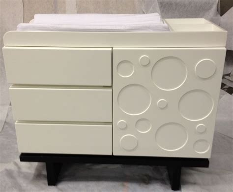 Used Changing Tables Used Changing Tables Antique White Chest Of Drawers Used As A Changing Table Eclectic Nursery