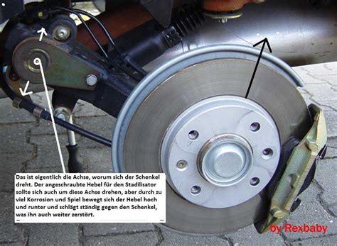Peugeot 206 Cc Hinten Tieferlegen by Achse Peugeot 206 Hinten Motorrad Bild Idee