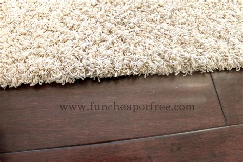 how to make an area rug out of remnant carpet cheap