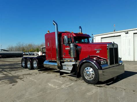 Kenworth W900b Conventional Trucks For Sale 86 Used Trucks