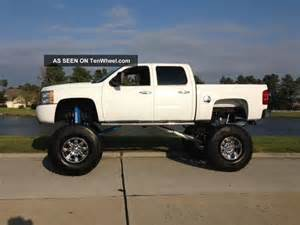 custom lifted 2010 chevy 1500