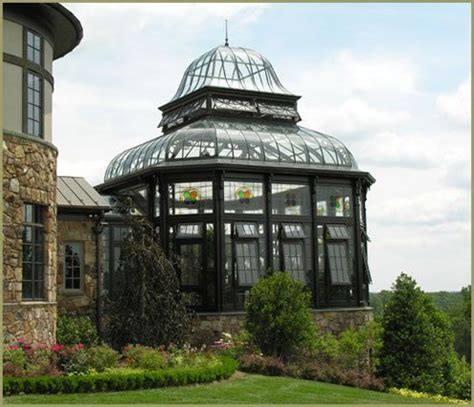 tanglewood conservatory this recently constructed antique greenhouse was inspired by the great