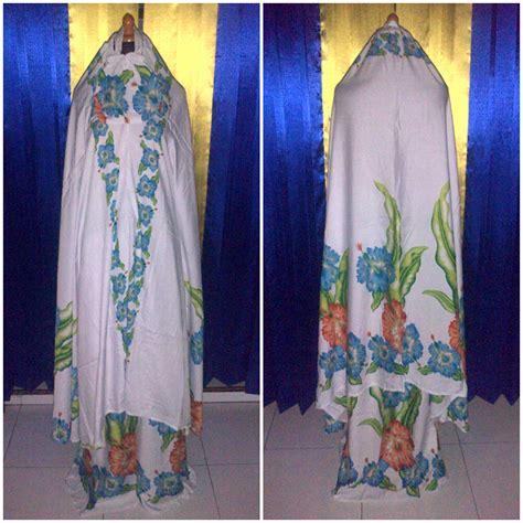Mukena Batik Rayon Jogja mukena batik bordir pusat grosir baju batik modern pekalongan murah