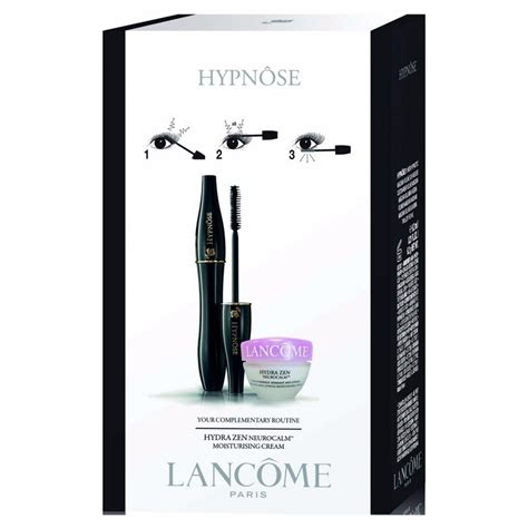 Lancome Set lanc 244 me mascara hypn 244 se set limited edition