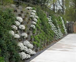 retaining wall landscaping pinterest
