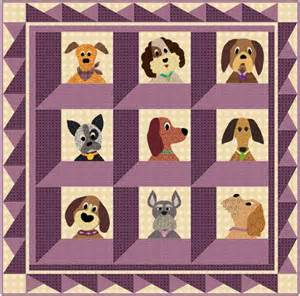 Puppy Quilt Pattern by 301 Moved Permanently