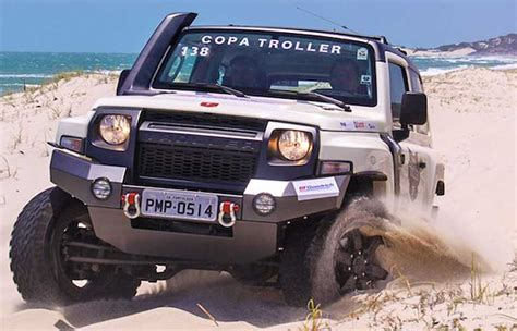 Ford T4 Troller by 2018 Ford Troller T4 Available Only In South Africa New