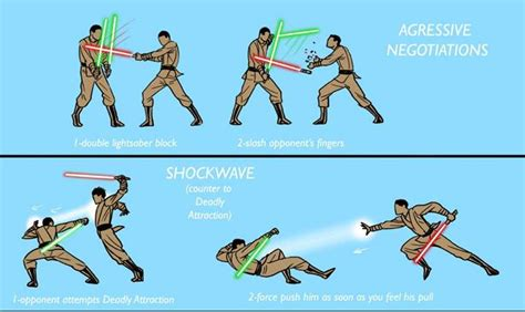 if you come across a lightsaber here are a few
