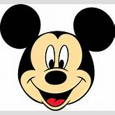 Mickey mouse face clipart - ClipartFest