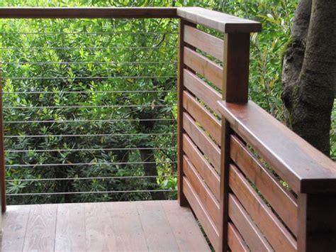 top   decking fence ideas  pinterest deck