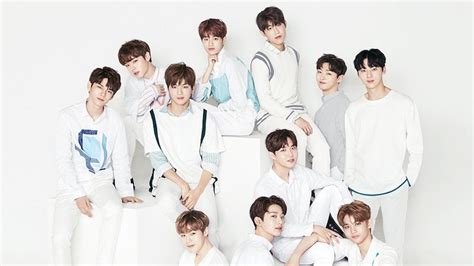 wanna one wanna one s agency responds to reports of slight contract
