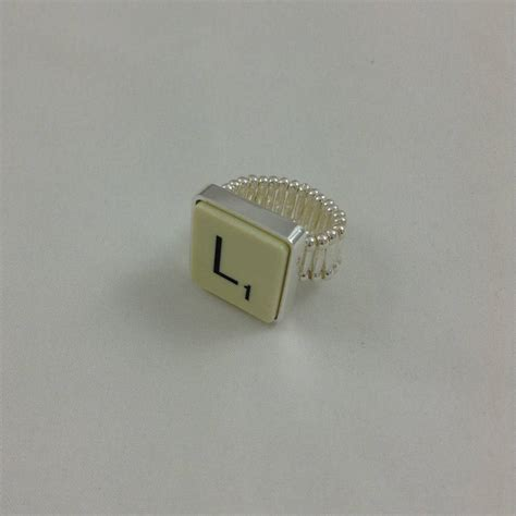 scrabble ring official scrabble ring by copperdot notonthehighstreet