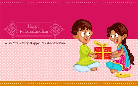 love themes sis happy rakshabandhan brother sister love hd wallpaper