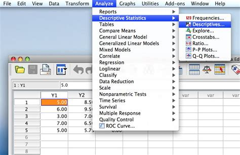 tutorial spss 22 related keywords suggestions for spss tutorial