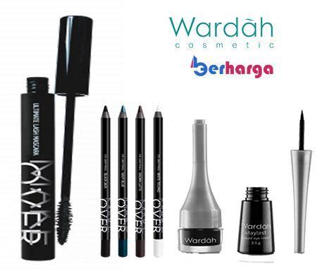 Harga Alat Make Up Merk Wardah daftar harga eyeliner merk wardah bagus terbaru 2018