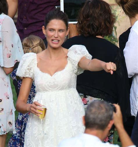 bianca balti california bianca balti renew their vows with matthew mcrae at the