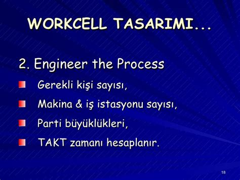 layout tasarimi nedir cellular manufacturing
