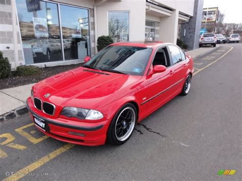 red bmw 328i 1999 bright red bmw 3 series 323i sedan 62159277 photo