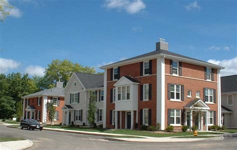 Apartment Complex Stamford Ct Rssc Architects Southfield