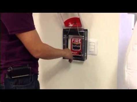 funcionamiento estaciones manuales sistemas contra