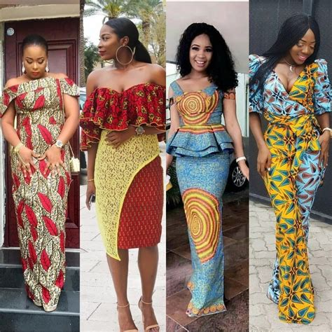 styles for ankara latest ankara styles 2017 2018 naija ng
