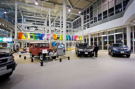 toyota web a few car museums afroautos