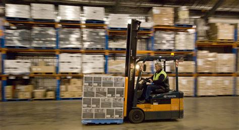 warehouse layout forklift order picking how to best utilise logistics bureau blog