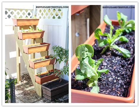 Diy Herb Garden Planter by How To Build A Diy Vertical Herb Garden Planter How To