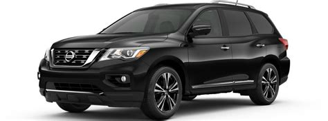 nissan pathfinder 2017 black 2017 nissan pathfinder new features