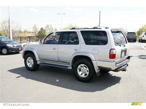 Toyota 4runner White 1997 White Toyota 4runner Limited 4x4 48520123