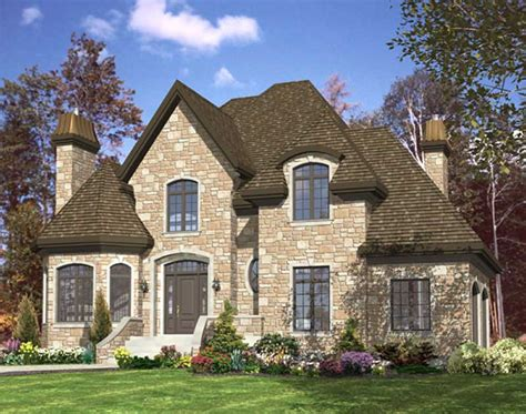 European House Plans by European House Plans Home Design Pdi536